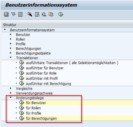 Benutzerinformationssystem