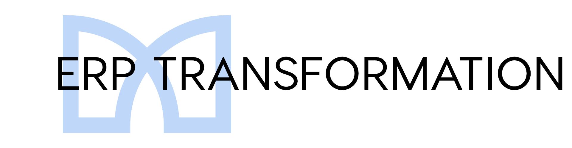 ERP TRANSFORMATION